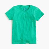 J.Crew Boys' slub V-neck T-shirt