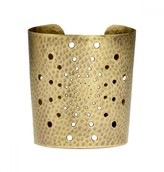 Mela Artisans Glimmer Cuff, Large