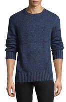 Burberry Men's Wool Blend Crew Sweater