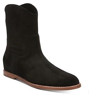 Vince Women's Sinclair Hidden Wedge Boots