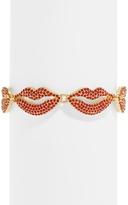 BaubleBar Kiss Kiss Bracelet