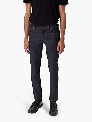 Nudie Jeans Slim Grim Tim Jeans, Dry True Navy