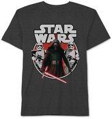 JEM Men's Star Wars Kylo Ren Empire Defenders Graphic-Print T-Shirt from