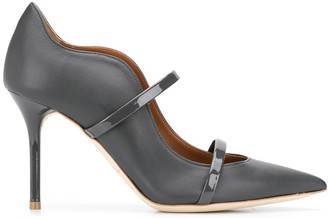 Malone Souliers Maureen strappy pumps