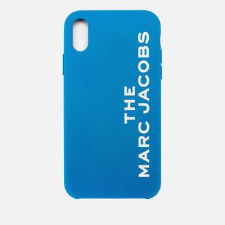 Marc Jacobs Women's iPhone XR Case - Blue