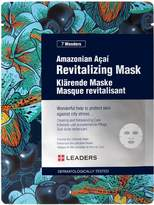 Leaders 7 Wonders Amazonian Acai Revitalising Sheet Mask