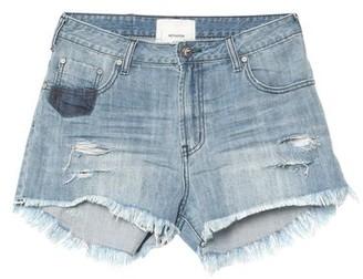One Teaspoon ONETEASPOON Denim shorts