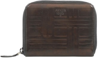 Prada Metallic Leather Purses, wallets & cases