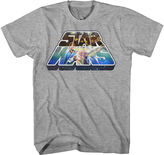 Star Wars STARWARS Star Print Short-Sleeve T-shirt