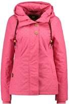 Ragwear LYNX DOTS Light jacket pink