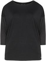 Jette Joop Plus Size Textured jersey top