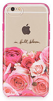 Kate Spade In Full Bloom Floral iPhone 7 Case