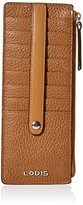 Lodis Kate W Zipper Pocket Credit Card Holder