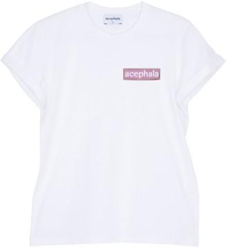 Acephala Patch T-Shirt