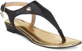 Thalia Sodi Isaa Thong Demi Wedge Sandals, Only at Macy's