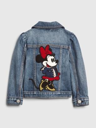 Disney babyGap | Minnie Mouse Denim Icon Jacket