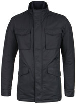 Boss Centin Navy Zip Through Field Jacket