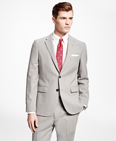 Brooks Brothers Pinstripe Suit Jacket