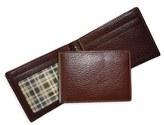 Boconi 'Tyler Slimster' Tumbled Leather Wallet