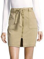 Saks Fifth Avenue Tie-Waist Skirt