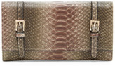 Urban Expressions Michelle Embossed Faux Leather Wallet