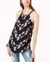 INC International Concepts I.n.c. Hardware-Embellished Asymmetrical Top, Created for Macy's