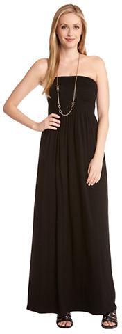 Karen Kane Smocked Maxi Dress
