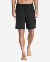 "Eddie Bauer Men's Meridian Pro 9"" Shorts w/ Compression Liner"