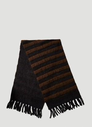 MONCLER GENIUS Moncler 1952 Striped Tricot Scarf