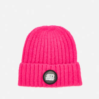 Superdry Women's Super Chunky Ribbed Beanie