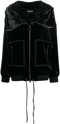 Tom Ford Zip-Front Jacket