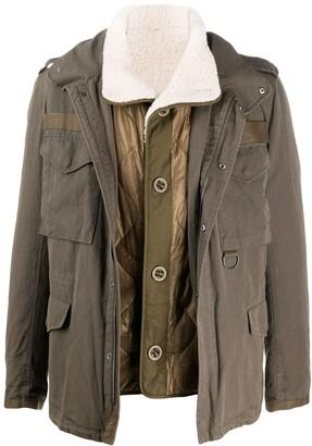 Yves Salomon Lightweight Utility Jacket