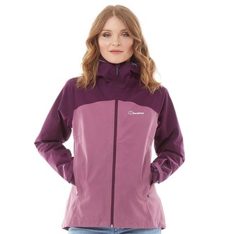 Berghaus Womens Fellmaster GORE-TEX Shell Jacket Purple/Purple