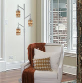 Dale Tiffany Dale TiffanyTM Kalmia 3-Light Mosaic Floor Lamp