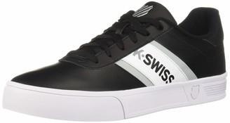 K-Swiss Men's Court Lite Spellout Sneaker