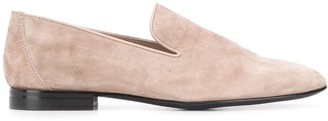 Carvil Capri suede loafers