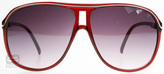 Sxuc Toby Sunglasses Red / White 637 60mm