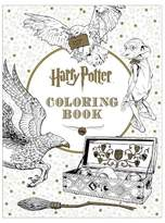 The Best of Harry Potter Coloring Book: Celebratory Edition (Harry Potter) (Paperback) by Scholastic