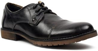 Bed Stu Men's Leather Cap-Toe Oxfords - Repeal