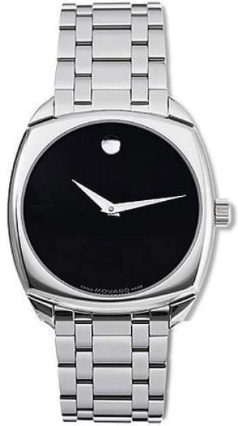Movado Auto 0605568 Stainless Steel 36mm Mens Watch