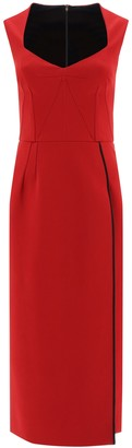Dolce & Gabbana Midi Sheath Dress