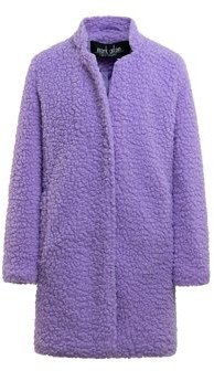 Mark Alan New York Women's Long Sherpa Coat