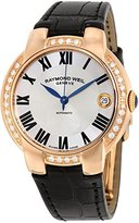 Raymond Weil Women's 2935-PCS-01659 Analog Display Swiss Automatic Black Watch