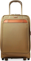 """Hartmann Ratio Classic Deluxe 22"""" Global Carry-On Rolling Suitcase"""