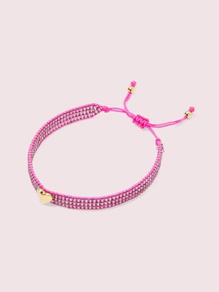Kate Spade Heritage Spade Friendship Bracelet
