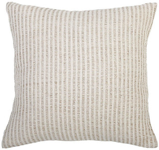 Pom Pom at Home Casey 20x20 Pillow - Ivory/Natural Linen