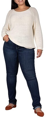 Jag Jeans Ruby Pull-On Straight Leg Jeans (Seaport Blue) Women's Jeans