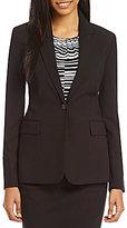 Calvin Klein One-Button Jacket
