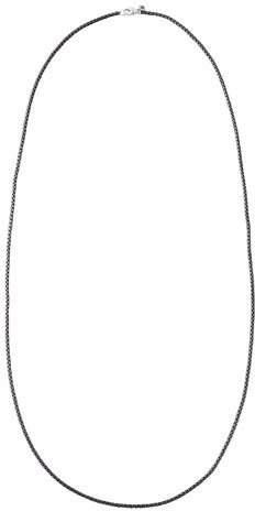 """David Yurman Box Chain Necklace, 2.7mm, 36"""""""