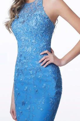 Jovani Lace Sheath Dress